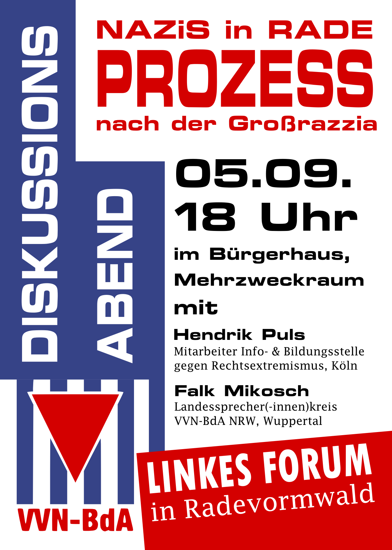 Flugblatt_Nazis-in-Rade_13-09-05