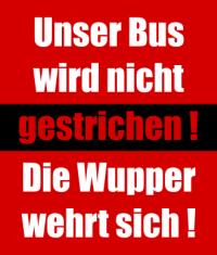 Kampf um die Busse 626 und 659